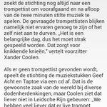 Trompettist gezocht in Leidsche Rijn! #4mei https://t.co/AyeMc2CDif