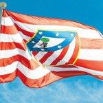 Una Bandera, un Escudo, unos Colores y un Sentimiento. Hoy es tu día Atleti. ¡Vamos a por ellos! FORZA ATLETI https://t.co/7BIr9m7k5L