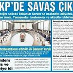 Davutoğlu Bakanlar Kuruluna da başkanlık edemiyor #DirenDavutoğlu https://t.co/DCw274J7FU