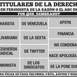 "Manual para convertirse en ""periodista"" de @abc_es @elmundoes o @larazon_es #diamundialdelalibertaddeprensa #Asco https://t.co/0QZ0wqJUOV"