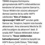 """Yobaz """"AKP kültürsüzlük kültürü"""" örneği ve Anayasa komisyonu vekil kalitesi belirleyicisi???? https://t.co/i6J5Gbmgpr"""