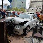 【神戸・三宮暴走】「車が女性2人をボンネットに乗せて走っていった」「運転手はろれつ回らず」目撃者証言 https://t.co/HXUCDvFmek https://t.co/SziTfKEd1P