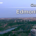 CURRENT: After hitting a near-record 28.3°C we are still sitting at 24°C in #YEG - dropping to 11°C tonight. #yegwx https://t.co/zcuXqKlQJS