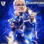 Leicester recibirá 150 millones de libras por el título en premios, @stevenarce @diegonoticia https://t.co/RS0wLnxGUC