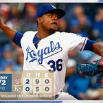 RECAP: Volquez goes 7.2 innings deep, but #Royals fall to Nats: https://t.co/kuWoiRBcCH https://t.co/usTMkN3XHm