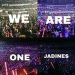 We are one JADINES, I love you all ???? #ThisTimePremiereNight #ShowtimeThisTime https://t.co/qHzipqXScS
