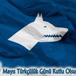 Bazıları yaşadığı toprağa ihanet eder. Biz Türk olmak ile övünüyoruz. 3 Mayıs Türkçülük günü kutlu olsun. https://t.co/ugfeX9Fs6Y