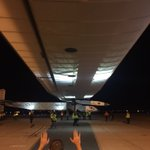Hello solar impulse 2! Its arrived here in the valley #cbs5az #azfamily https://t.co/UnVPE8uYGs