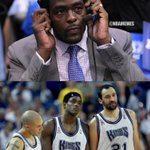 Chris Webber seeing that missed call in the Thunder-Spurs game must have brought back some bad memories. #Kings https://t.co/Mv7cXlykbA