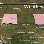 Air quality advisories remain in effect. #FortMcMurray #AQHI could jump from a 3/10+ to a 9/10+ tonight. #ymm #yegwx https://t.co/YK1gFcCLxI
