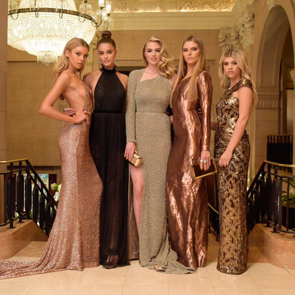 Sofia richie wore a custom #topshop embellished gown to the #metgala ...
