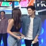 Do you ever look at JaDine and realize how much they look so happy together? #ShowtimeThisTime https://t.co/3CsdNb4rNc