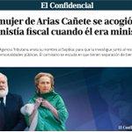 el gobierno que trabaja para sus amigos los ricos Arias Cañete #FelizMartes #ElMundoEnHuelga #LibertadDePrensa https://t.co/7qz0HjnmZ1