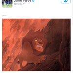 Quand Jamie Vardy chambre Harry Kane https://t.co/NnctIJrIrZ