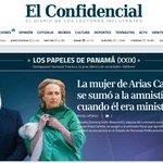 En portada: La mujer de Arias Cañete se acogió a la amnistía fiscal cuando él era ministro https://t.co/gWSioR2qlC https://t.co/hf6tW5z2nb