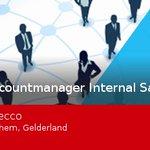 Nieuwe open #vacature bij Adecco in #Arnhem - #Accountmanager #Internal Sales #vacature https://t.co/Z5yG4eRt6P https://t.co/pOVM8pC8e8