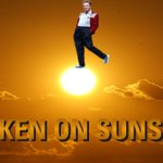 For the first time in days we are Walken on sunshine all afternoon! Enjoy! @walken20 #sunshine https://t.co/WswQQQHhkx