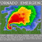 """In an effort to grab the attention of #OKC, @NWSNorman issued their first """"Tornado Emergency"""" on May 3, 1999. #okwx https://t.co/IKWcAYZZvh"""