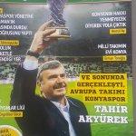 Sadece Konyaspor takımında, taraftarında, yönetiminde değil, Konya Basınında da harika şeyler oluyor.Mutlaka okuyun. https://t.co/nrC1byypj3