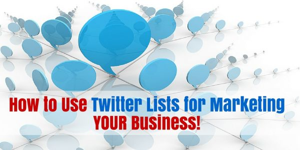 How To Create and Use #Twitter Lists to Market Your Business [The ULTIMATE Guide] https://t.co/K4IubCiFLz #SMM https://t.co/jbgIf6cQMI