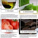 10 makanan yang boleh membantu untuk bakar lemak dalam badan kita. Moga ada manfaat ???????? https://t.co/9exBY11YmO
