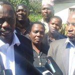 •Mbunge wa jimbo la Mafinga kupitia  (CCM) Cosato Chumi ambwaga Mungai kesi ya uchaguzi iliyofunguliwa dhidi yake. https://t.co/iyMJFK8VJG