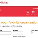 Its SO easy to donate to your favorite nonprofits. Just go to https://t.co/MVfSaUH2AN https://t.co/a0VFq3YhoC via @DinaKupfer