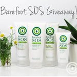 #Competition Follow @barefootsos & RT image to #win Award-winning @barefootsos Dry & Sensitive range. Ends 30.5.16 https://t.co/gXFUDU4rO4