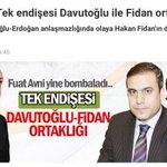 Erdoğanın tek korkusu,Davutoğlu-Fidan ortaklığı Çünkü suç ve sır ortağı Fidan.!! #DirenDavutoğlu https://t.co/ZblMlLbP3u
