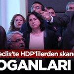HDPli vekiller Mecliste Apo sloganları attı https://t.co/eekFaRmMtx https://t.co/kDEdQDZlRG