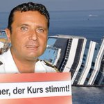 """""""Werner, der Kurs stimmt"""": Francesco Schettino stärkt Faymann den Rücken https://t.co/hrfv0wg1h0 https://t.co/SoYjkay3Q5"""