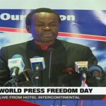 P.L.O Lumumba:  Democracy without information is nothing but a conspiracy of fools   #WPFD2016 https://t.co/OIpN7s8nyx