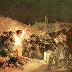 Tal día como hoy, de 1808, se producen los fusilamientos junto a Príncipe Pío que inmortalizó Francisco Goya #madrid https://t.co/KP87gkzL6Y