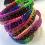 LGBT ballers for #RoxasRobredo supporters. Cutiee! ???????????? #WeAreForMar https://t.co/pmwDdYsdtA