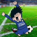 Changed my stripes @LCFC @beanocomic​ #LCFCChampions https://t.co/czTpPRF6Sr