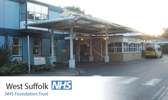 Top Story: West Suffolk NHS Foundation Trust has gone live with @CernerUK Millennium #EPR https://t.co/U1QYCvP1Tf https://t.co/KGgqOgbz00