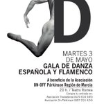 ¡Te esperamos en el @TeatroRomea! La danza sigue siendo protagonista en #Murcia. Y esta noche, por una buena causa. https://t.co/6GQfWtmPgl