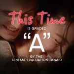 This Time is GRADED A by the Cinema Evolution Board! SO PROUDDD!!!! ???? #ThisTimePremiereNight https://t.co/G1JufN1Xhd