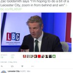 Leicester City respond to Zac Goldsmith https://t.co/FldS7GZ8IX