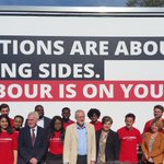 Elections are about taking sides - Labour is on yours. So send a message to the Tories this Thursday & vote Labour https://t.co/ymzvTTguC6
