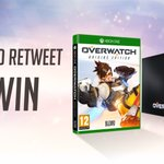 RT for your chance to WIN #Overwatch Origins Edition on #Xbox One 🎮 https://t.co/SBX8SJ9hzO