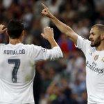 Karim Benzema est forfait pour la réception de Manchester City demain. Cristiano Ronaldo sera quant à lui présent. https://t.co/I2OZbYsBsQ