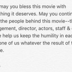 Lets pause for a while and say this short prayer for This Time and for all of us. ???????? #ThisTimePremiereNight https://t.co/ANji1aShJM