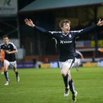 PICTURE | @CWighton celebrates his winner | #thedee https://t.co/PXomNk3oY3
