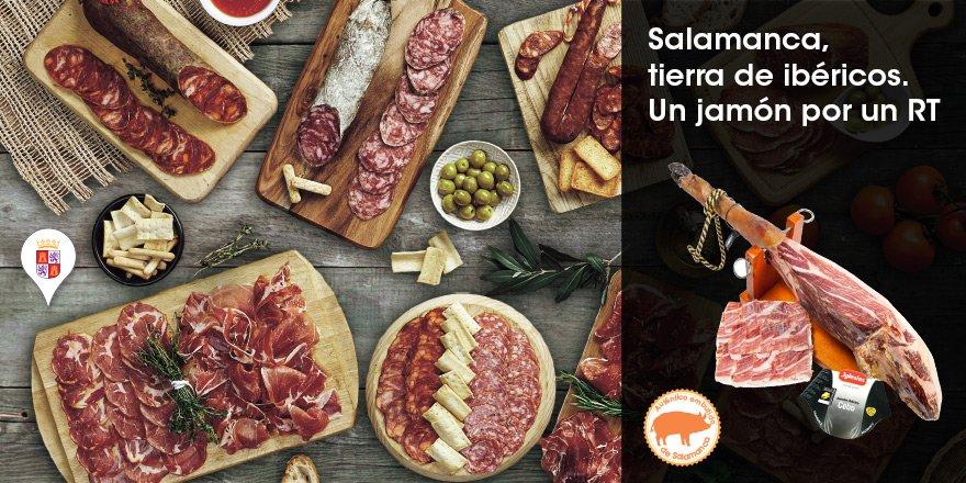 Calidad y origen se unen en #Salamanca. ¡Sorteamos un jamón ibérico por un RT! https://t.co/J0697A4QMX https://t.co/0MSVdN00g5