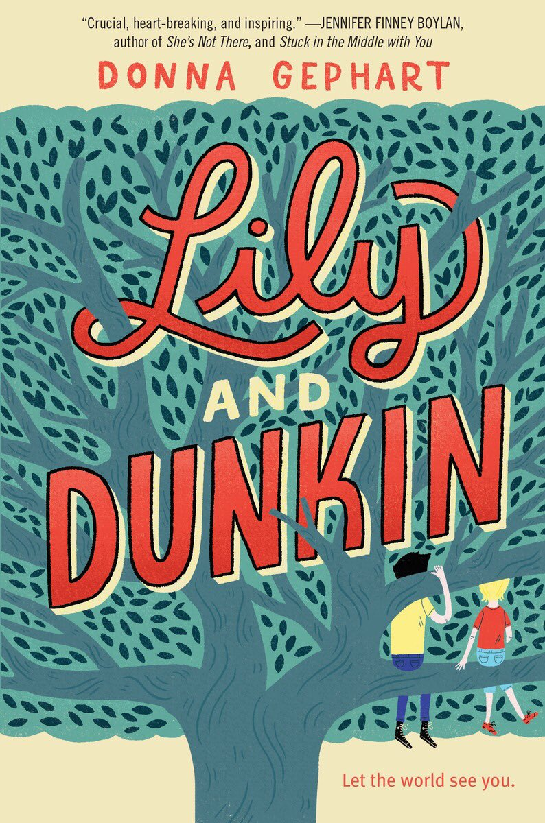 Today we're celebrating @DGephartWrites #LilyAndDunkin. RT by 5 PM to win one of five signed copies! @RHCBEducators https://t.co/j5ijuh2gRg