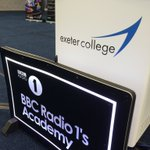 So excited getting ready for @BBCR1 #R1Academy talking to @ExeterCollege students this afternoon! https://t.co/wa7dNfuJst