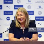 The sweeter story is that the CEO of @LCFC (Leicester City) is a #woman Congratulations #Foxes #EPL #Champions https://t.co/MR7zJ3uCET