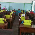 Sparki primary becomes the first school in Mombasa county to receive Class One laptops. https://t.co/ti5DAEamZW