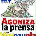 Hoy marchamos por una #PrensaLibre y para que se respete el derecho a la información de los venezolanos. https://t.co/8iFXhcAtvI